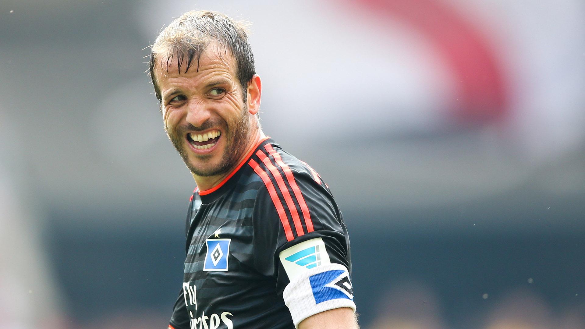 Rafael van der Vaart met un terme à sa carrière — Pays-Bas