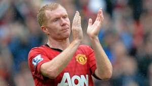 Carragher's Man Utd XI Paul Scholes