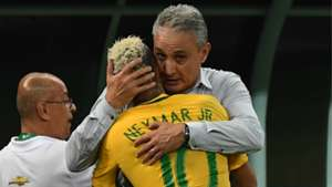 Tite Neymar Brazil