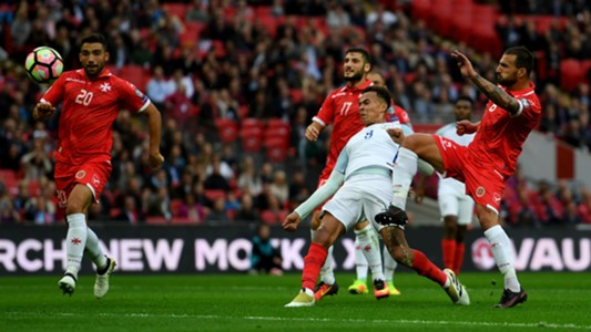 Dele Alli England vs Malta 081016