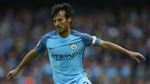 HD David Silva Manchester City