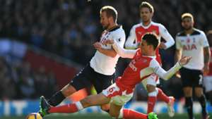 Harry Kane Premier League Arsenal v Tottenham 06116