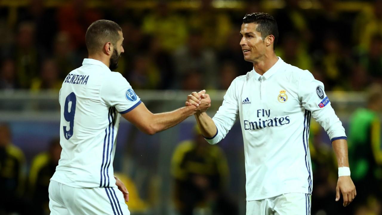 Real Madrid: Benzema ist Ronaldos bester Vorlagen-Geber