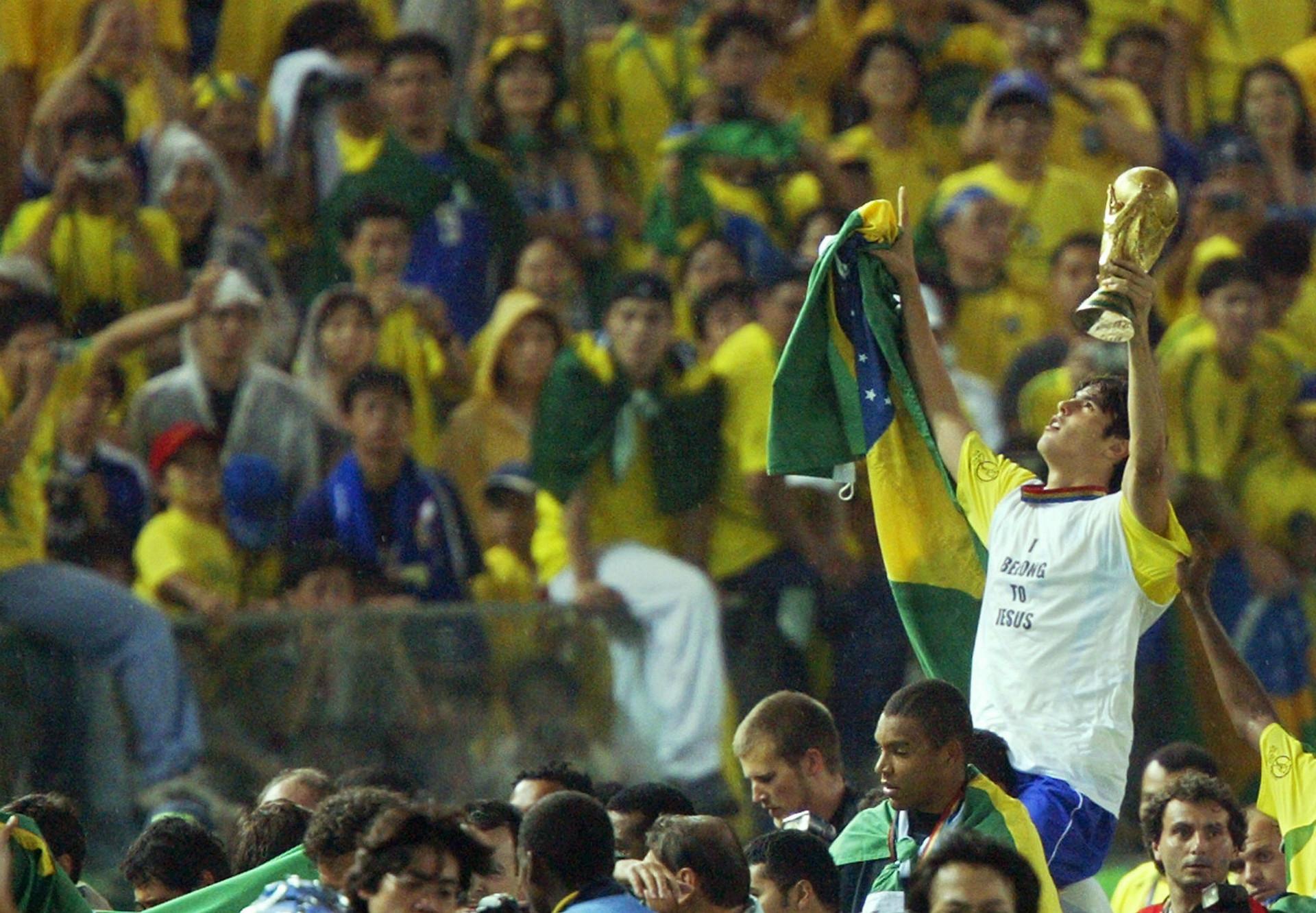 Kaka Brazil 29062002
