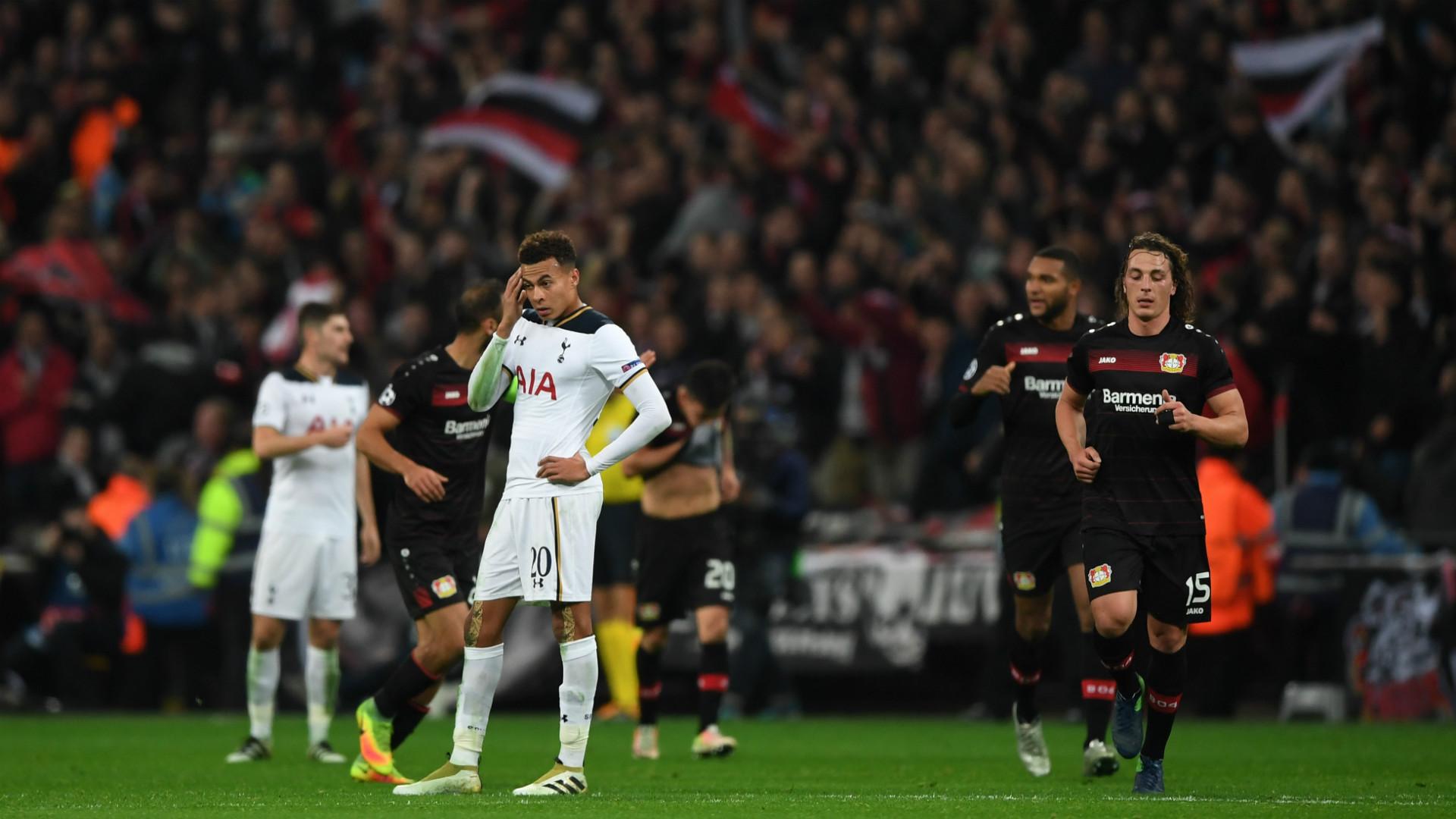 HD Dele Alli Tottenham Leverkusen