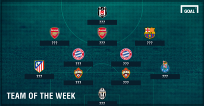 GFX Hidden Champions League Team of the Week 3