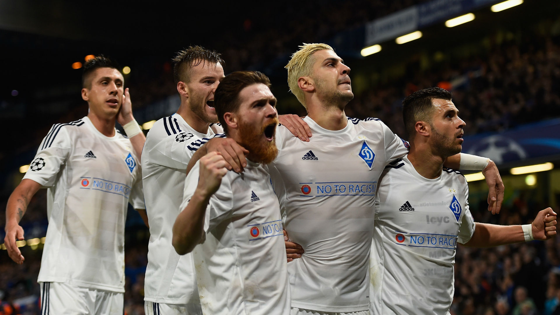 Who can Dynamo Kyiv face in the Champions League last 16?