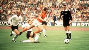 Johan Cruyff Netherlands West Germany World Cup 1974