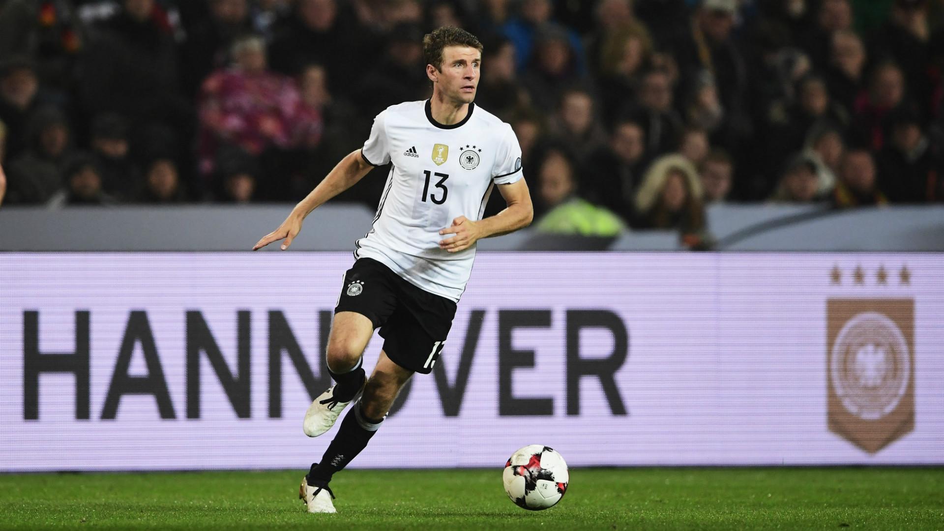 HD Thomas Muller Germany