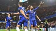 Chelsea against Everton