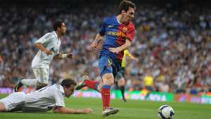 Lionel Messi Barcelona Real Madrid 2009