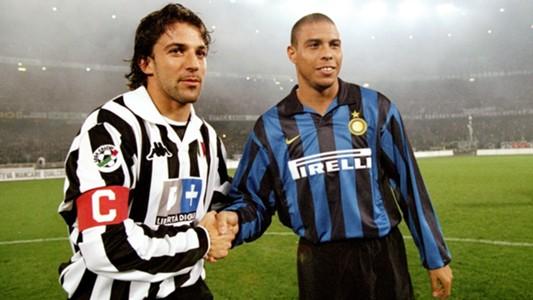 Alessandro Del Piero Ronaldo Juventus Inter 1998