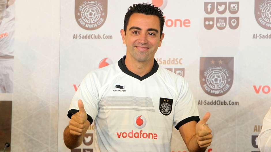 Image result for xavi al sadd