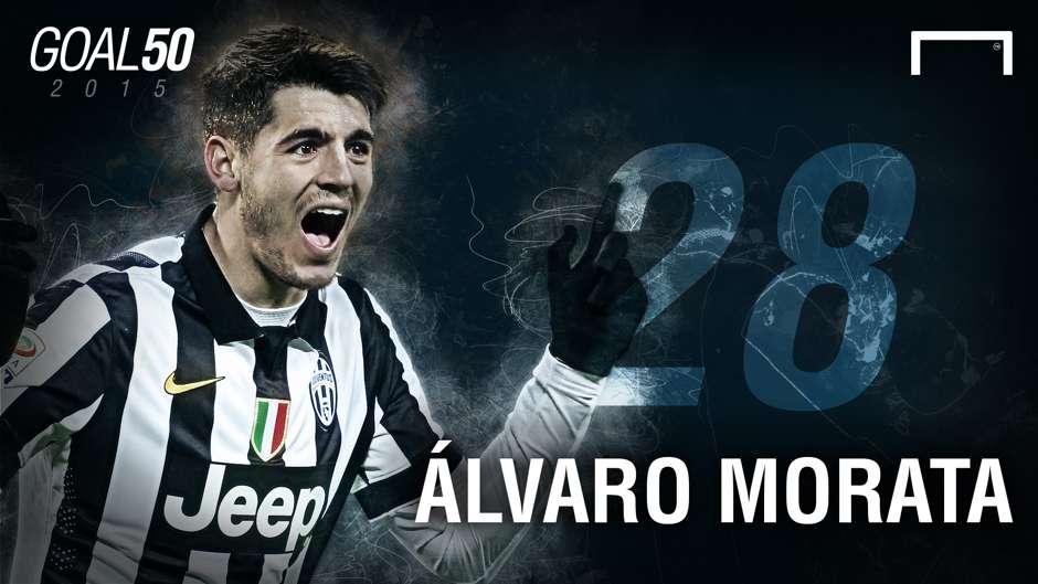 28 Alvaro Morata G50