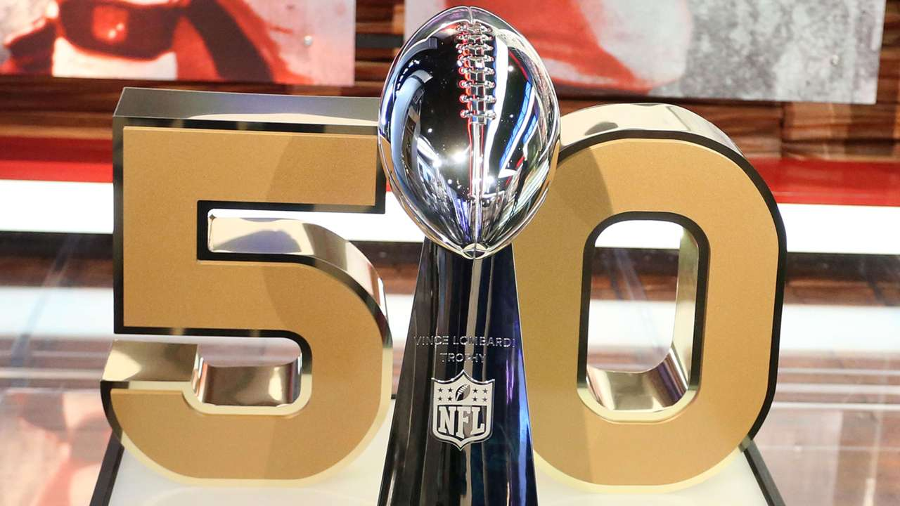 Vince Lombardi Trophy Super Bowl