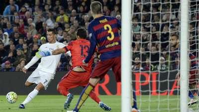 Barcelona Real Madrid April 2016