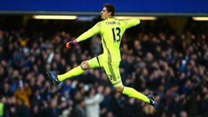 Chelsea Bournemouth - Courtois