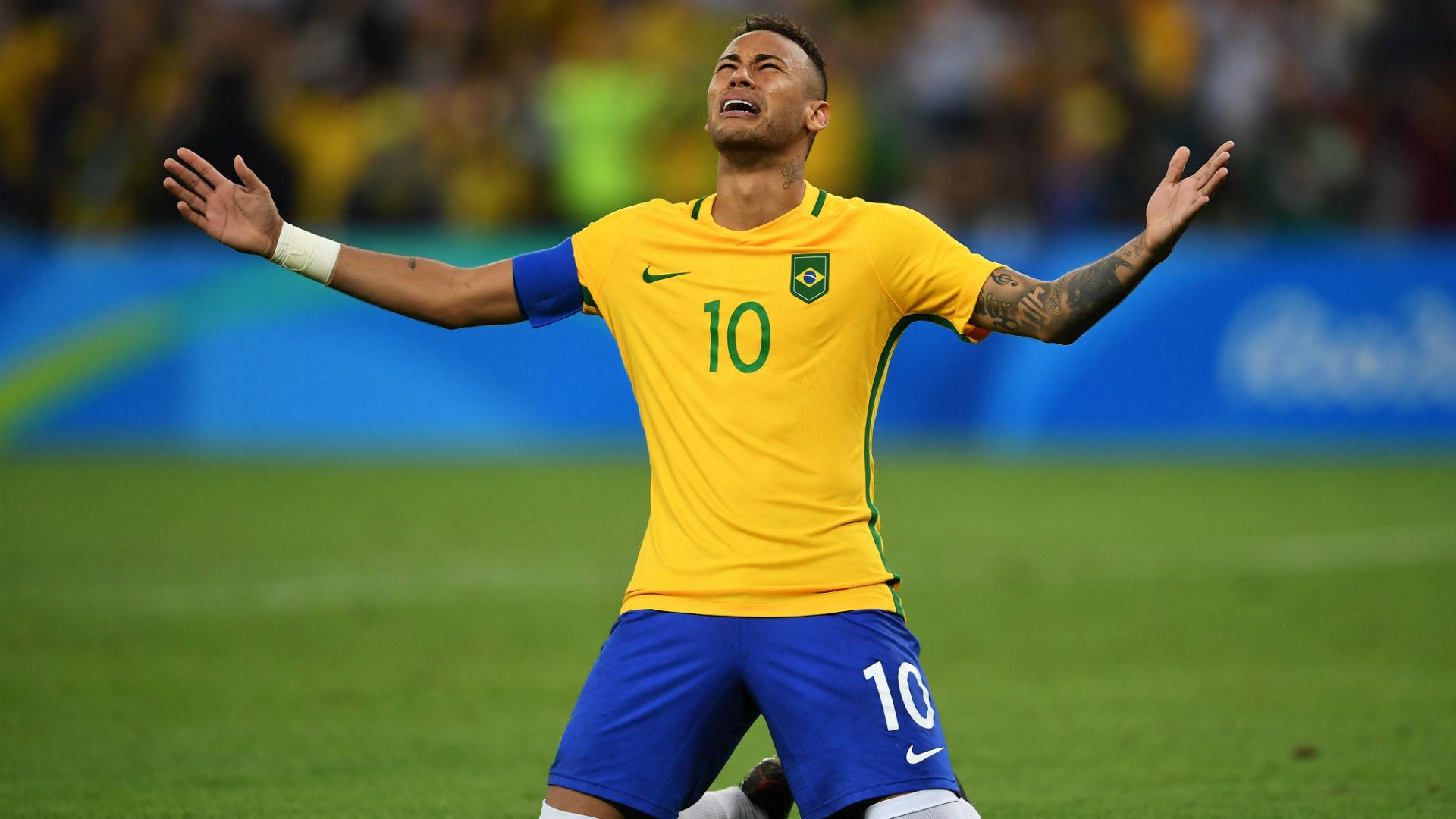 Brazil Germany Olympics Gold 20082016