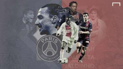 The greatest Paris Saint-Germain players of all time