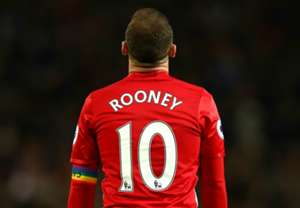 HP Wayne Rooney Manchester United