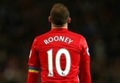 HP Wayne Rooney Manchester United
