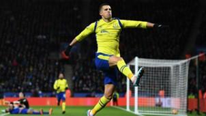 Kevin Mirallas Premier League Leicester City v Everton 261216