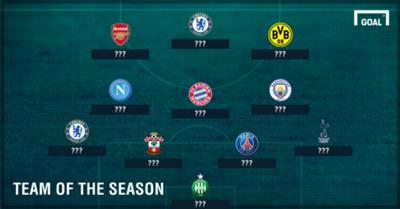 European Team of the Season