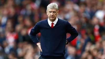 Arsene Wenger Arsenal Premier League 2016