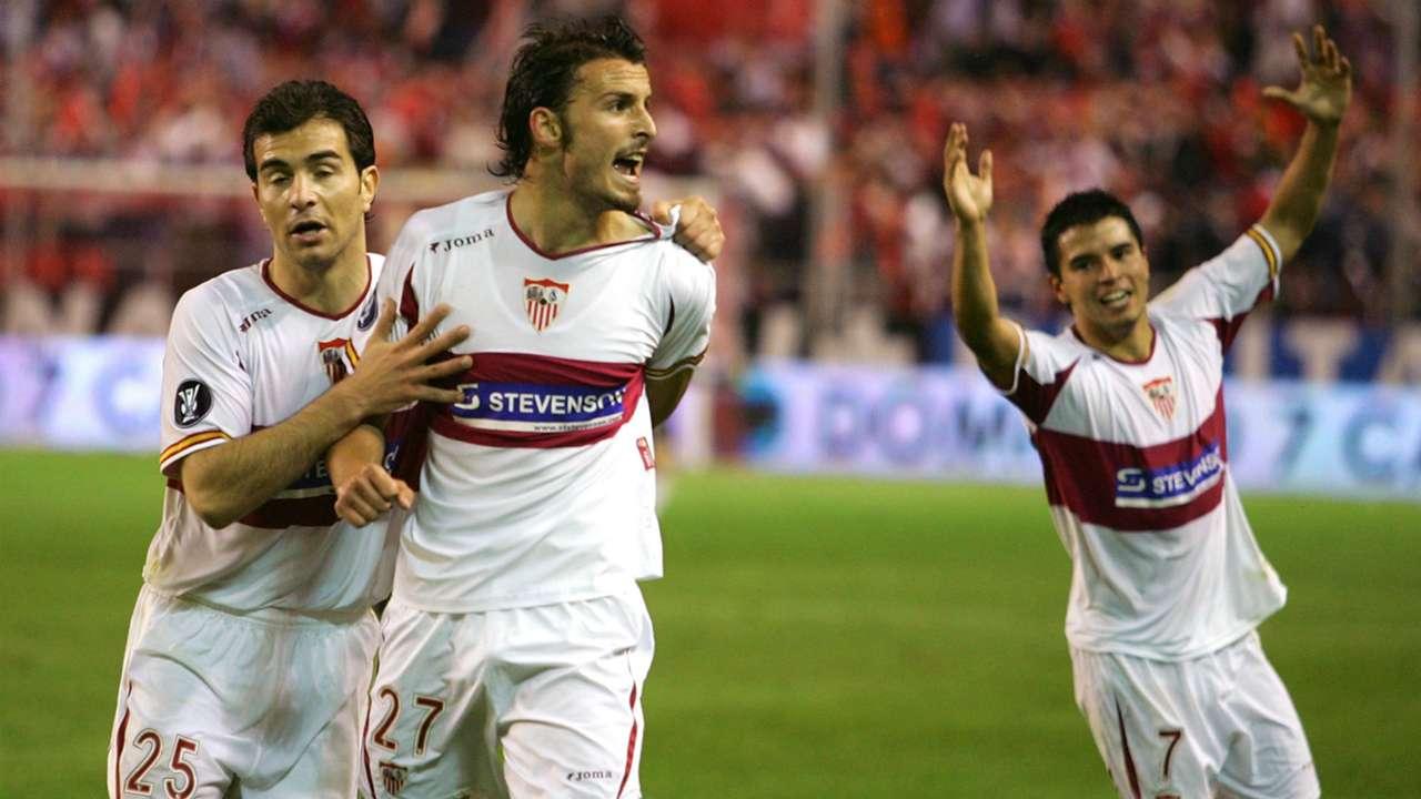 Antonio Puerta Sevilla Europa League