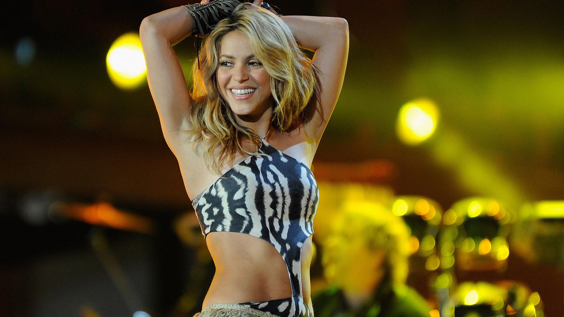 Shakira 2010 World Cup