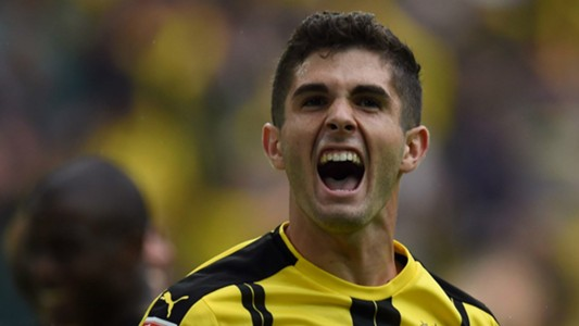 HD Christian Pulisic