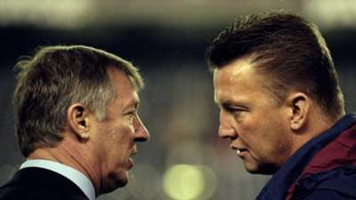 Sir Alex Ferguson Louis van Gaal