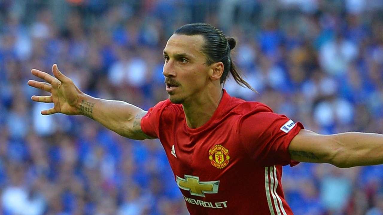 HD Zlatan Ibrahimovic Manchester United 07082016