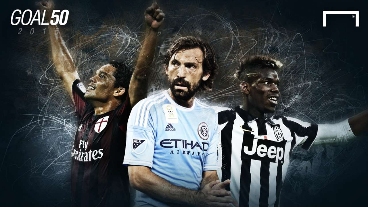 Revealed: The Serie A and Americas stars in The Goal 50