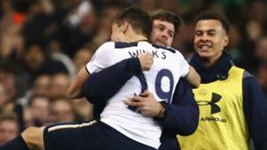 Harry Winks Mauricio Pochettino Tottenham West Ham