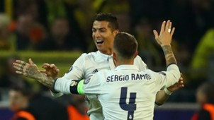 HD Cristiano Ronaldo Sergio Ramos Real Madrid