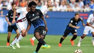 Franck Kessie Atalanta penalty