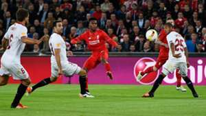 Sturridge Liverpool Sevilla Europa League