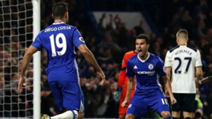 Diego Costa Pedro Chelsea Premier League