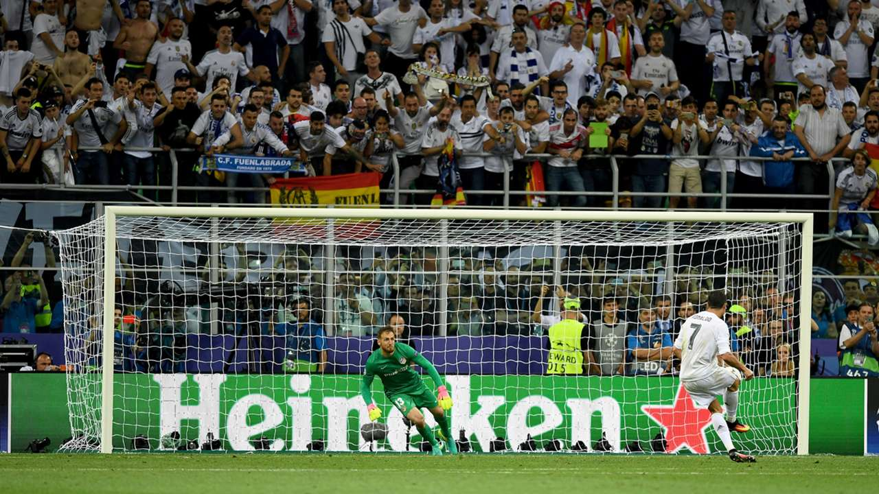 Cristiano Ronaldo Champions League final