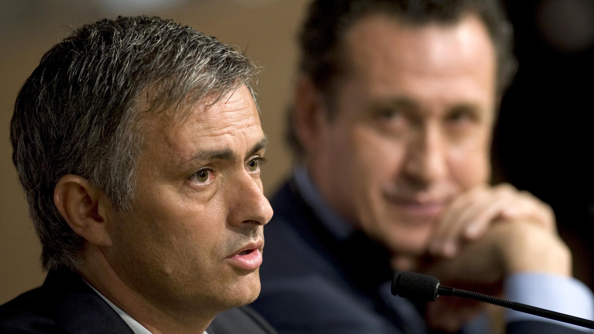 Jorge Valdano, Jose Mourinho