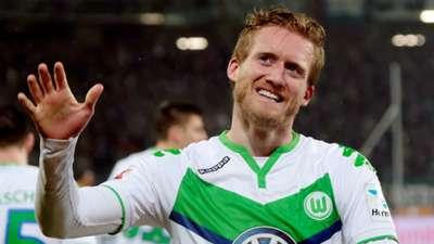Andre Schurrle Wolfsburg