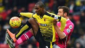 HDP Odion Igahlo Watford Steve Cook Bournemouth Premier League 27022016