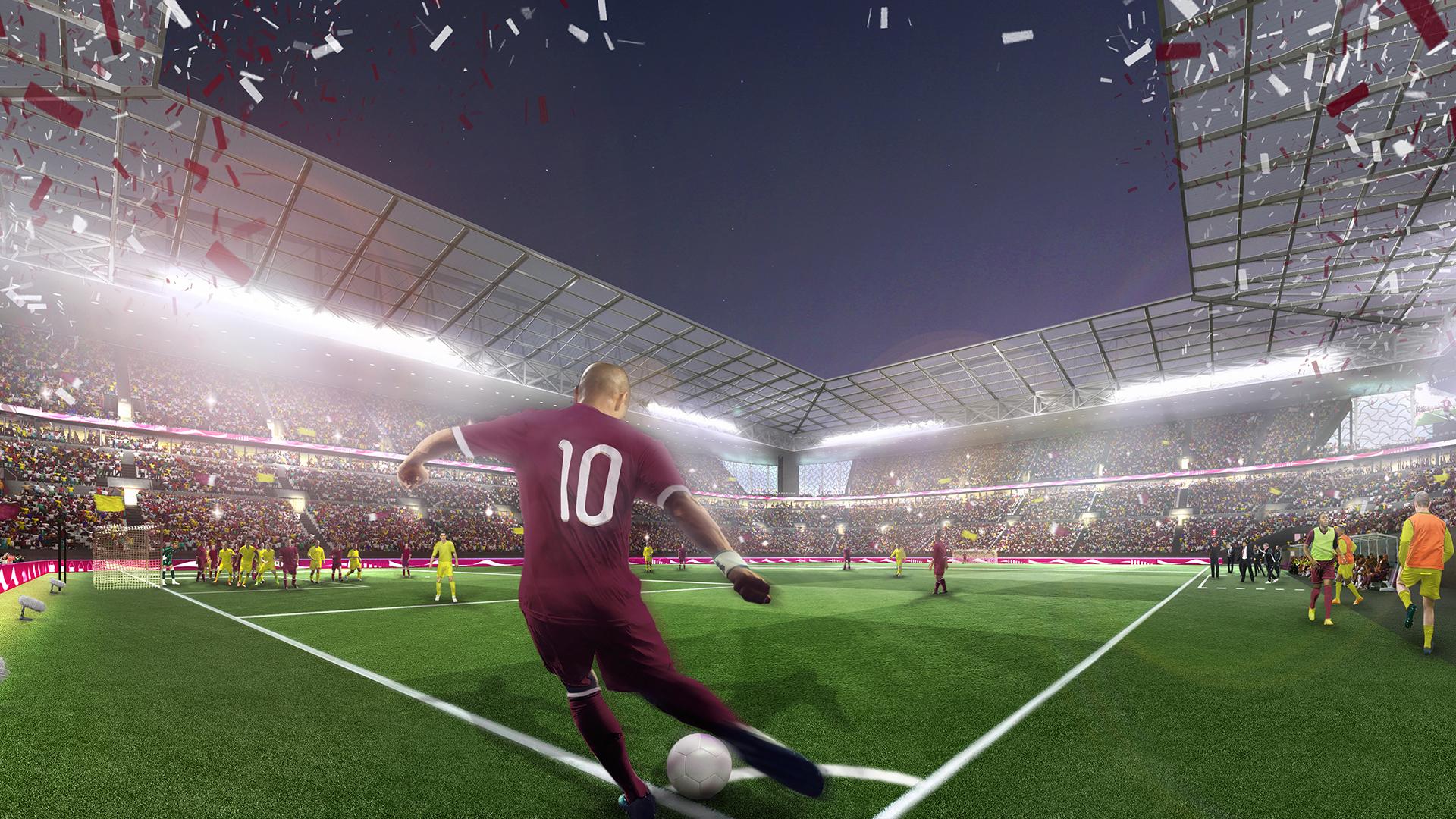 Al Rayyan Stadium Qatar 2022
