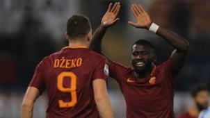 Antonio Rudiger Roma Serie A