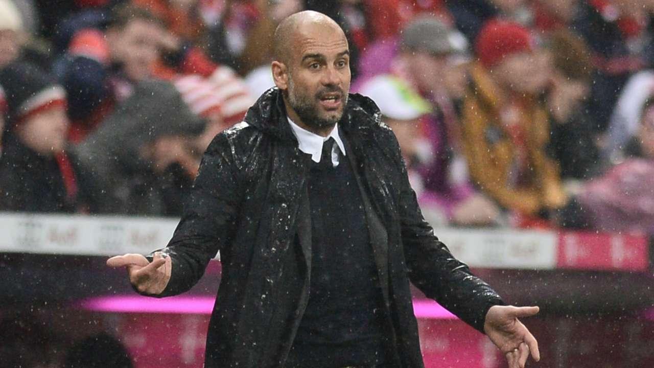 HDP Pep Guardiola Bayern Munich