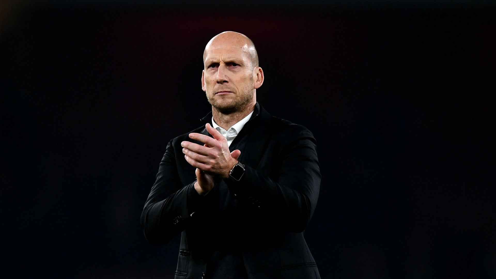 'It wouldn't be a sensible decision to sack him' – Aluko backs Reading's Jaap Stam
