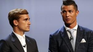 Antoine Griezmann, Cristiano Ronaldo
