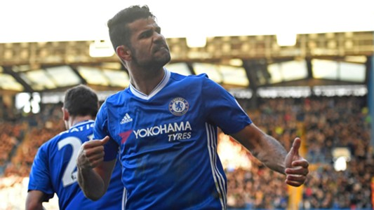 Costa Chelsea vs West Brom