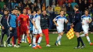 Montenegro Russia Euro 2016 qualifier 03272015